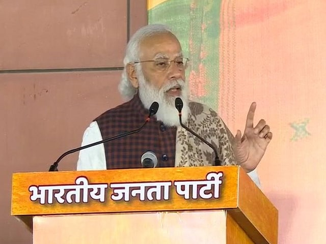 "Video : ""No Other Nation Has Such Faith In Democracy"": PM Modi"