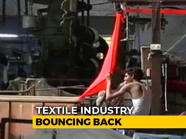Video: Rise In Demand In Textile Industry