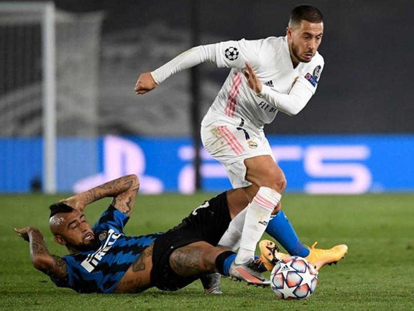 Real Madrids Eden Hazard, Casemiro Test Positive For Coronavirus