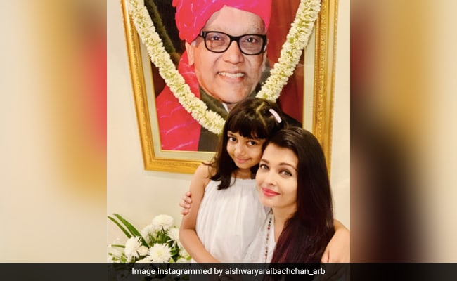 Aishwarya Rai Bachchan Remembers Her Father On Birth Anniversary With Emotional Post