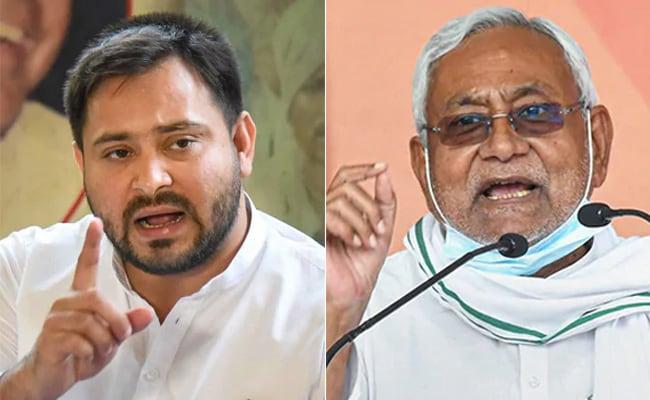 Bihar Results: Tejashwi Yadav+ Ahead In Early Leads