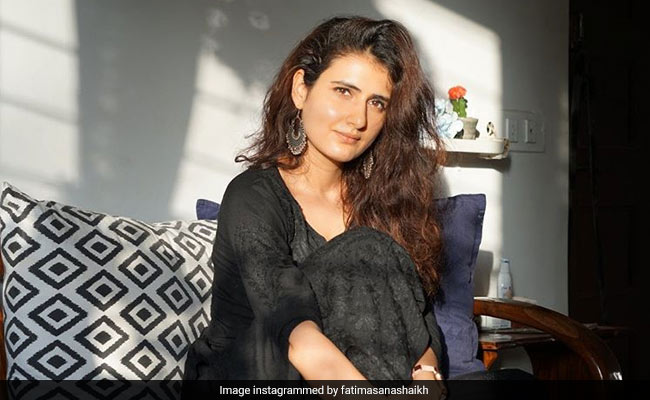Fatima Sana Shaikh Was Asked When She Is Getting Married. Her Reply