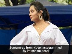 रश्मि देसाई ने व्हाइट आउटफिट में कराया फोटोशूट, ग्लैमरस अंदाज में आईं नजर- देखें Video और Photos