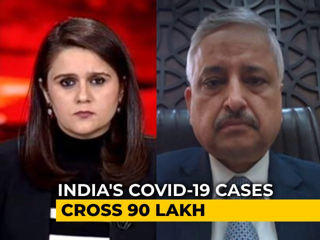 Video: 9 Million Covid Cases: India May See Spike, Says AIIMS Director