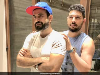 """Can Be A Special Player"": Yuvraj Singh, Irfan Pathan Applaud This SRH Batsman"