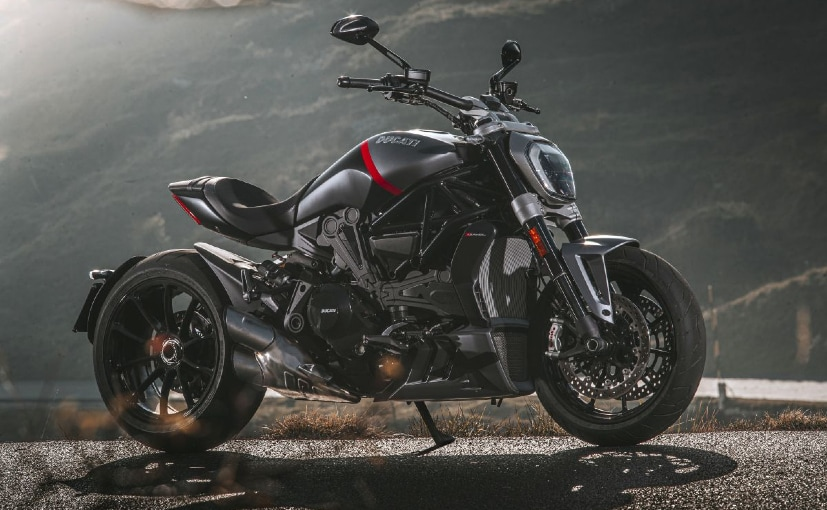 Ducati introduces Dark and Black Star variants in 2021 Ducati XDiavel