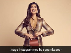 After Nailing Festive Looks, Sonam Kapoor Sets Winter Style Goals