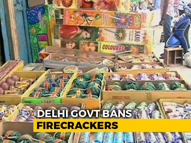 Video : Firecrackers Banned In Delhi, Says Chief Minister Arvind Kejriwal