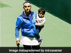 """Wasn't Sure"" About Playing Tennis Again: Sania Mirza On Her Journey After Pregnancy"