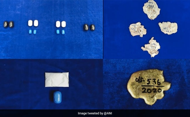 1.85 Kgs Gold Worth Rs. 97.7 Lakhs Seized At Chennai Airport, 1 Arrested