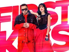 Sponsored - Honey Singh's Song <I>First Kiss</I>, Featuring Ipsitaa, Is Out
