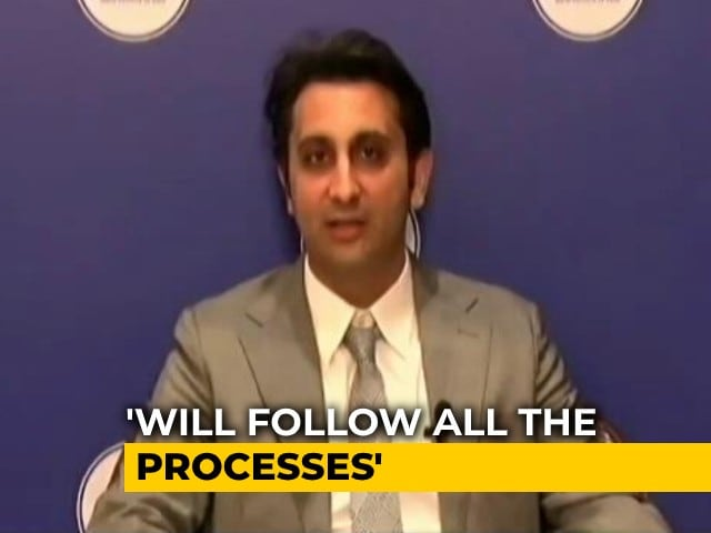 Video: 'Discussed Vaccine Implementation Plan With PM': Adar Poonawalla