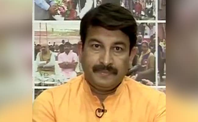 'Tukde-Tukde Gang' Turning Farmers' Stir Into Shaheen Bagh: BJP's Manoj Tiwari