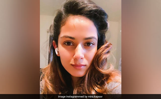 Mira Rajput Decodes Her Expression With An ROFL Caption