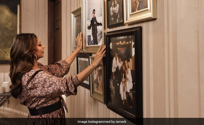 Shah Rukh Khan And Gauri's Delhi Home Is Now On Airbnb