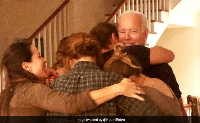 US Election Results 2020: When Joe Biden, Family Learnt Of ...