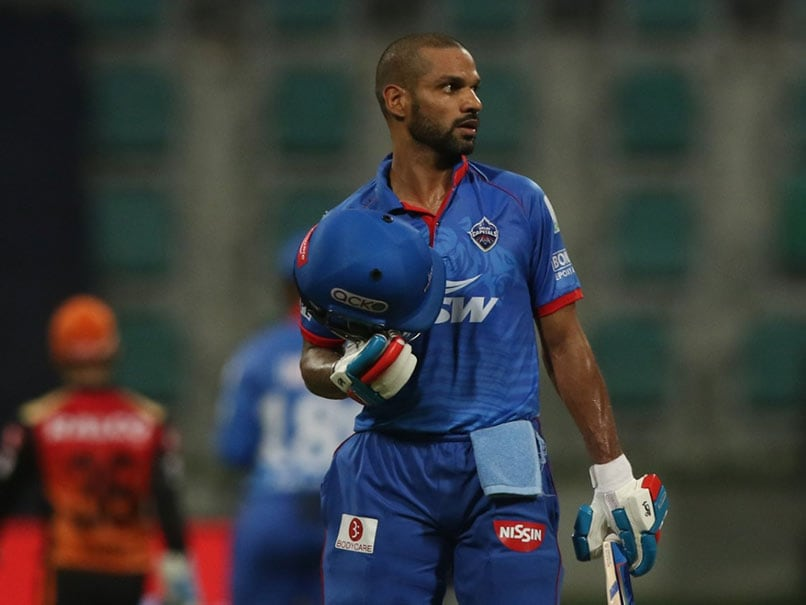 IPL 2020: Shikhar Dhawan's Funny Reply After Yuvraj Singh Pulls His Legs For Not Taking DRS During DC vs SRH Qualifier 2