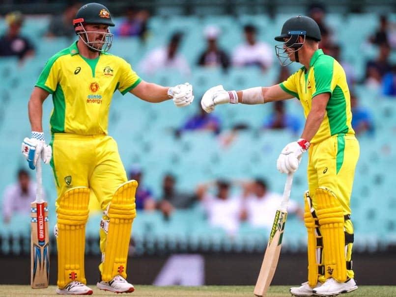 Australia vs India: Aaron Finch Names Three Players Who Can Replace David Warner In 3rd ODI