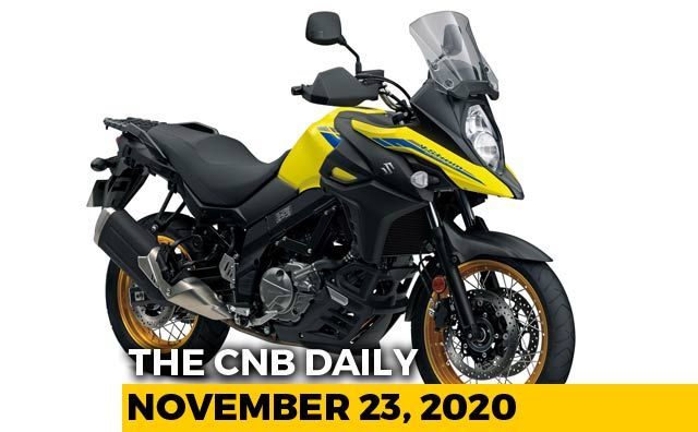 Video: Suzuki V-Strom 650 BS6, Honda Repsol Editions, Jeep Compass Facelift