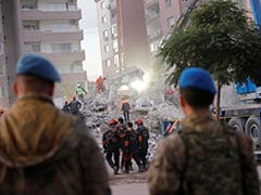 Aegean Quake Count Rises To 115 As Search Continues In Turkey's Izmir