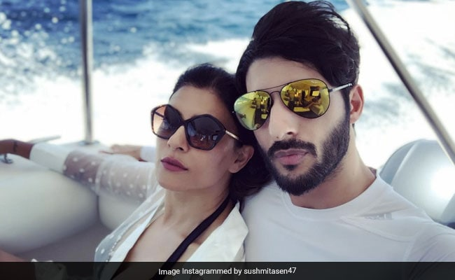 Sushmita Sen, Who Met Rohman Shawl On Instagram, Opens Up About '15 Years Younger Kind Of Romance'