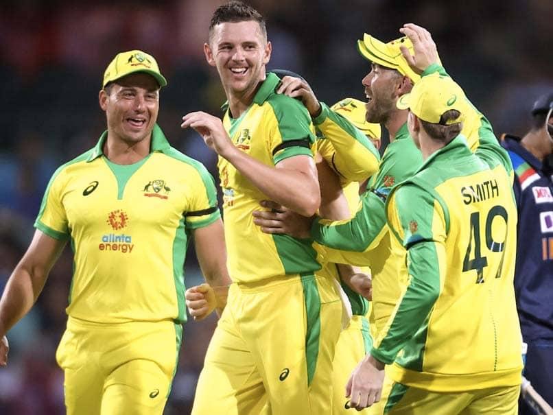 India vs Australia 1st ODI: Hardik Pandyas Breezy 90 In Vain As Aaron Finch, Steve Smith Hundreds Help Australia Win