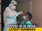Video : India Covid Tally At 93 Lakh, 43,082 Fresh Infections; Active Cases Rise