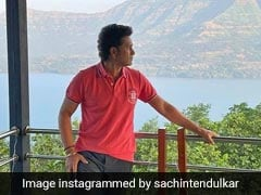 """""""Nothing Like Spending Time With Nature"""": Sachin Tendulkar's Picturesque Post On Instagram"""