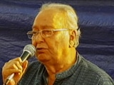 """Video : """"Soumitra Chatterjee Is On Several Life Support Systems, Need A Miracle,"""" Says Doctor"""