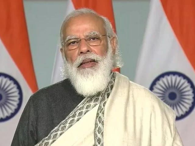 Video : Bird Watching, Cherry Blossoms: PM Modi On Connect With Nature Amid Pandemic