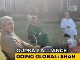 Video : Ahead Of Polls, Amit Shah vs Gupkar Alliance