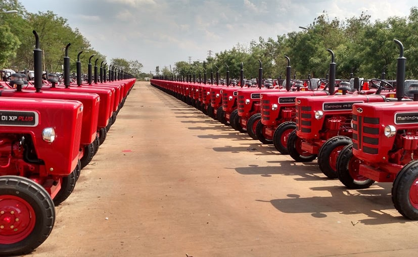 Auto Sales November 2020: Mahindra Registers 55 Per Cent In Tractor Sales