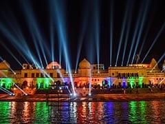 Grand Deepotsav Celebrations Begin In Ayodhya Ahead Of Diwali