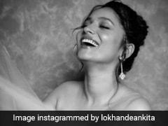 अंकिता लोखंडे ने शेयर की खूबसूरत सी ब्लैक एंड व्हाइट फोटो, लिखा- खूबसूरती वह है...