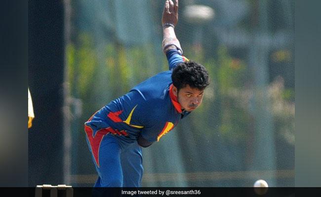 Mushtaq Ali Trophy: सात साल बाद श्रीसंत की उच्च स्तरीय क्रिकेट में वापसी, बेहतरीन गेंद पर चटकाया विकेट, VIDEO