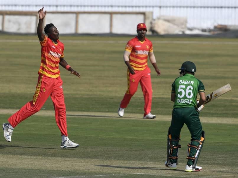 PAK vs ZIM: Blessing Muzarabani Stars As Zimbabwe Clinch 3rd ODI Beating Pakistan In Super Over