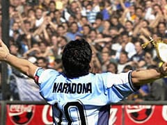 "India To Get Diego Maradona Museum, ""Hand Of God"" Statue Star Attraction"
