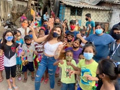"Tulsi Kumar's Special Gesture For Kids This Diwali: ""Spreading Smiles Is The Best Gift We Could Give"""