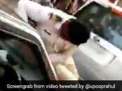 Man Without Mask Drags Pune Traffic Cop On Car Bonnet To Evade Fine: Police