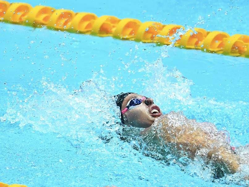 Australian Olympic Hopeful Kaylee McKeown Breaks 200m Short-Course Backstroke World Record