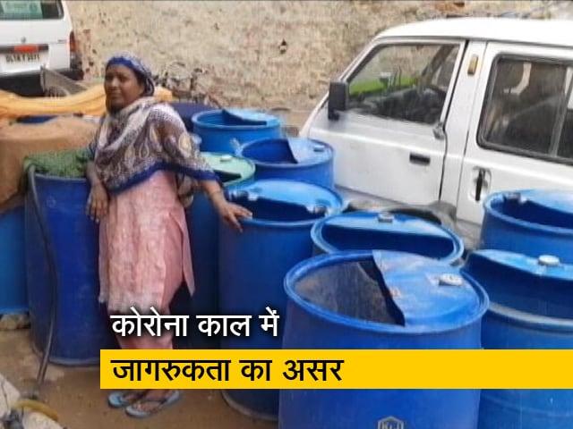 Video : मुंबई में साफ सफाई का असर दूसरी बीमारियों पर दिखा