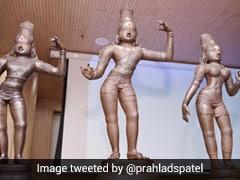 भगवान राम, लक्ष्मण और सीता की चोरी हुईं प्रतिमाएं ब्रिटेन में मिलीं, तमिलनाडु को लौटाई गईं