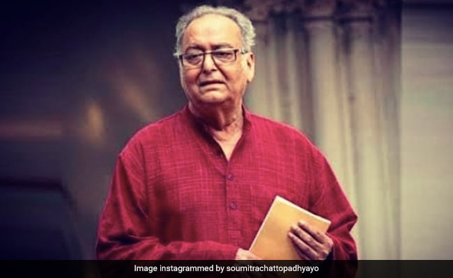 Iconic Actor Soumitra Chatterjee, the doyen of Bangla cinema, dies at the age of 85