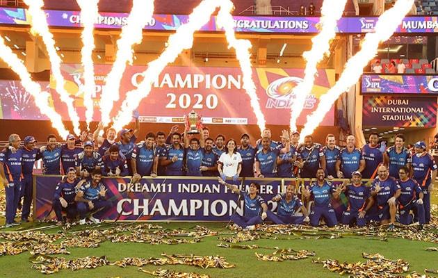 Rampant Mumbai Indians Outclass Delhi Capitals To Clinch 5th IPL Title