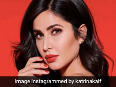 Katrina Kaif Is Red Hot And Fabulous In A Bold Red Look