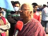 "Video : ""Farmer's Protest Against Vulgar Inequity In This Country"": Medha Patkar"