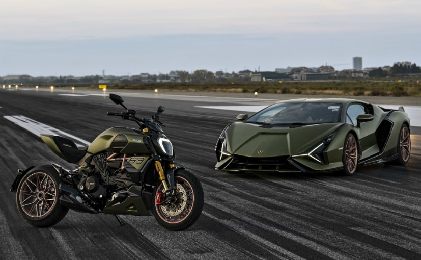 Both Ducati and Lamborghini will continue to remain separate brands under the VW Group