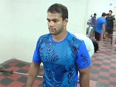 Wrestler Narsingh Yadav Tests Positive For Coronavirus