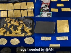 Gold Worth Rs 1.57 Crores Seized At Chennai Airport, 3 Arrested: Cops