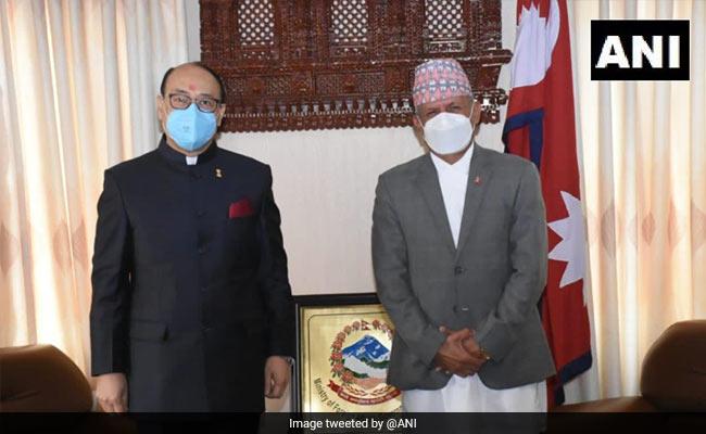 Foreign Secretary Meets Top Nepal Leadership, Holds Bilateral Talks